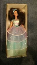 NEW Spring Petals Barbie Doll, Brunette, Second In A Series/Avon 1996 NRFB 16872