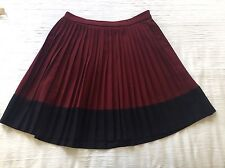 Sweewe Paris Pleated Skirt Size S/M