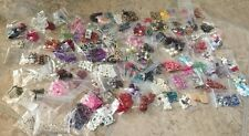 Lot of 111 Packs Glass Beads Crystal Beads Acrylic Beads Seed Beads Findings