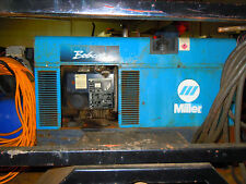 miller bobcat welder/generator  225 amp-8000wats
