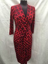 ANNE KLEIN DRESS/NEW WITH TAG/RETAIL$129/SIZE  8/JERSEY FABRIC/KNEE LENGTH