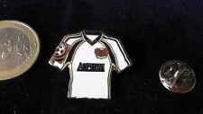 Bayer 04 leverkusen camiseta pin badge Retro Vintage aspirina 1999/00 Away