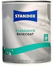 363 Standox Standohyd 1 litre  Waterbased Black Basecoat Tinter