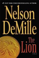 The Lion by Nelson DeMille (2010, Hardcover)