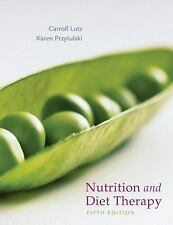 Nutrition and Diet Therapy by Carroll Lutz and Karen Przytulski (2010,...