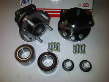 FORD MONDEO MK3 1.8 2.0 2.2 inc TDCI 2X NEW FRONT & 2X NEW REAR WHEEL BEARINGS