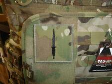 ODIN (OAS) Multicam® 3 Commando Brigade Dagger (Black on MC) Free UK BFPO P&P