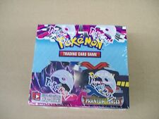 Pokemon Phantom Forces XY sealed unopened booster box 36 packs of 10 cards