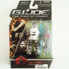 Hasbro G.I.JOE / GI JOE Movie Rise of Cobra 3.75inch Fig. ICE VIPER