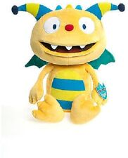 Henry Hugglemonster Huggle monster Move & Talk Soft Plush Stuffed Toy 14""
