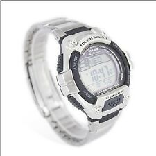 Casio Uhr Collektion W-S220D-1AVEF Solar Multifunktion