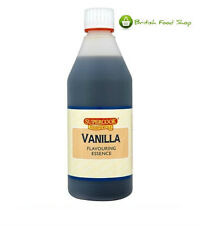 DR OETKER VANILLA FLAVOURING ESSENCE SUPERCOOK 500ml CATERING SIZE -TRACKED POST