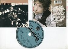 "Bob DYLAN ""Time out of mind"" (CD) 1997"