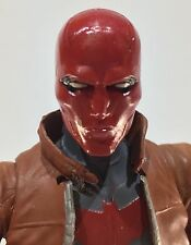 """DC DIRECT RED HOOD and the Outlaws New 52 6""""action figure damaged LOOSE 2014"""