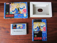 YOUNG MERLIN                -----   pour SUPER  NINTENDO / SNES