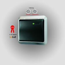 Funkwandsender IP44 Aussen Schalter ELRO Wandschalter AB600MWD Funkwandschalter
