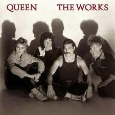 The Works - Queen CD ISLAND