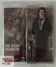 "NECA LEATHERFACE PRETTY LADY MASK CLOTHED Texas Chainsaw Massacre 8"" INCH FIGURE"
