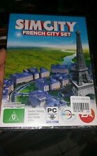 Sim City French City Set DLC BRAND NEW PC GAME - FREE POST
