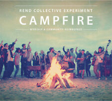 RARE Rend Collective - Campfire (NEW CD) Worship & Community Reimagined