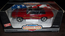 AMERICAN MUSCLE 1969 SHELBY GT-500 DIE CAST 1/18 COLLECTOR'S EDITION