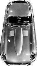1961 Jaguar XKE Coupe Automobile Photo Poster zua5112-6QNOF9