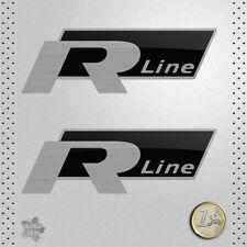 STICKER VW VOLKSWAGEN R R32 GOLF LINE VINILO PEGATINA DECAL AUTOCOLLANT ADESIVO