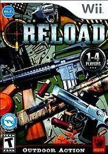 Reload (Nintendo Wii, 2010) Complete FAST SHIPPING