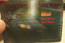Richard Petty's Wisk 200th Career Victory Action Card Made by Kodak 1999