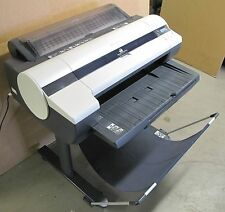 CANON IPF600 A1 CAD PLOTTER WIDE FORMAT PRINTER TESTED WORKING