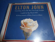 George Martin Beatles autograph on Candle in the wind CD Elton John signed