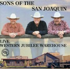 Sons of the San Joaq - Live at Western Jubilee Warehouse [New CD]