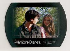 2012 THE VAMPIRE DIARIES SEASON 2 BEHIND THE SCENES #BTS2 NINA DOBREV IAN