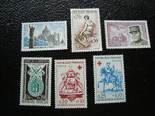 FRANCE - timbre yt n° 1268 a 1270 1272 1278 1279  n** (A25)stamp french