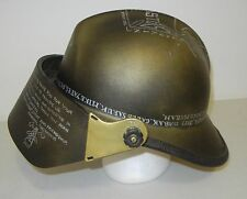 FIRE HELMET CAIRNS & BROTHER N660C METRO FIRE FIGHTERS FIRE DEPT FIREMASTERS ETC