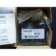 Gear Head Oriental Motor 2gk100