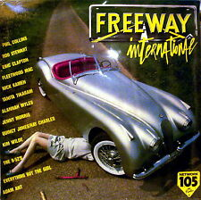 "FREEWAY INTERNATIONAL - Autori Vari 1990 LP 12"" Nuovo SIGILLATO RARO"
