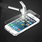 Clear Genuine Tempered Glass Film Screen Protector Guard For Apple iPhone 5 5S