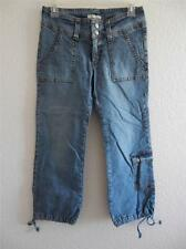 New Junior's Forever 21 Cropped Jeans - Size L  - NWOT