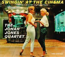 Jonah Jones: Swingin' At The Cinema + I Dig Chicks! (2 Lps On 1 Cd)