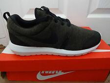 Nike Roshe NM TP trainers 749658 301 Black uk 7.5 eu 42 us 8.5 new in box.