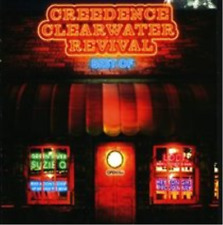 Creedence Clearwater Revival-Best Of  CD NEW