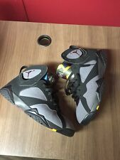 NIKE AIR JORDAN VII 7 BLACK GRAPHITE BORDEAUX 2015 OG RETRO Size 11.5 AUTHENTIC