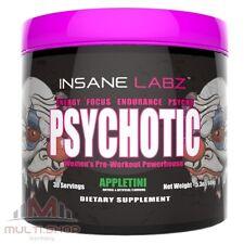 Insane Labz PSYCHOTIC HERS - Top USA Pre Workout Booster Muskelaufbau Für Frauen