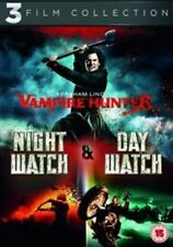 Abraham Lincoln Vampire Hunter / Night Watch / Day Watch Triple Pack [DVD] [2004