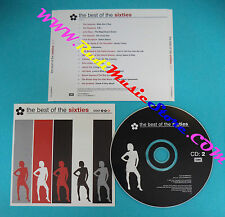 CD Compilation THE BEST OF THE SIXTIES 7243 5 41015 2 5 CD 2 no lp mc(C18)