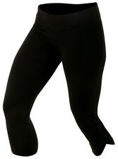 Pearl Izumi Women's Superstar 3/4 Cycling Tights with Chamois Black - Small