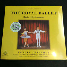 Ernest Ansermet Royal Ballet Gala SACD 2-CD Limited Numbered Edition Germany NEW