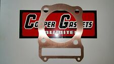 SUZUKI DR370N DR400 COPPER HEAD GASKET 1978 1982 87.5MM X .026""