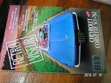 µ?b Revue RetroViseur n°62 Chevrolet Corvette 63-82 Fiat 2300 Simca 1000 coupé